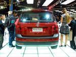 VW Suran Cross Salon BA
