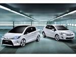 Toyota Yaris HSD Hybrid Concept