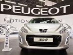 Peugeot en el SIAG 2011