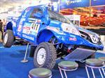 Equipo Foton Terracota Dakar 2015