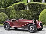 Alfa Romeo 8C 2300 Zagato de 1936