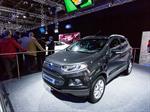 Nueva Ford EcoSport en París