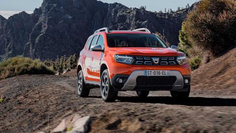 Dacia Duster 2022 para Europa