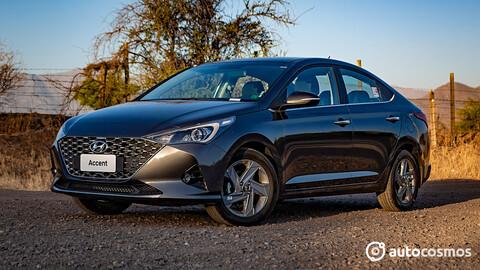 Hyundai Accent 2021 - Test drive