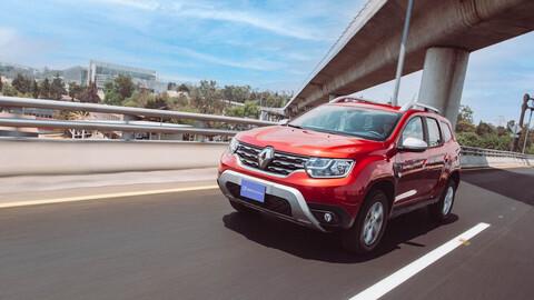 Renault Duster 2021 a prueba