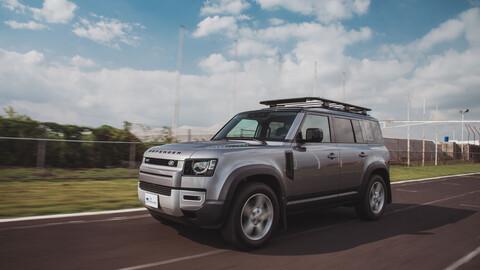 Land Rover Defender 2020 a prueba