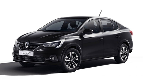 Renault Taliant 2021