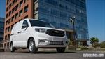 Chevrolet Tornado Van 2022 primer contacto