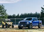 Ford Lobo Raptor vs. Yamaha YXZ 1000 R