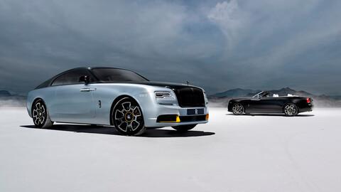 Rolls-Royce Landscape Collection