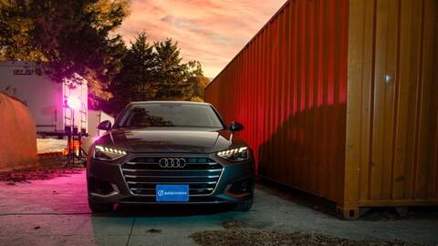 Audi A4 2021 a prueba