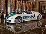 Patrulla Bugatti Veyron Super Sport