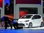 Volkswagen up! Concepts en Frankfurt 2011