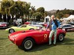 1953 Ferrari 375 MM Spyder por Pinin Farina