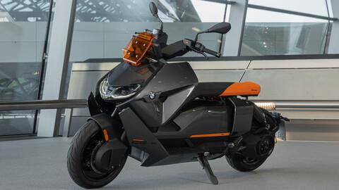 BMW Motorrad CE 04