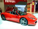 Top 10 Ferrari 458 Spider