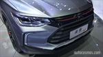 Nueva Chevrolet Tracker en Shanghai