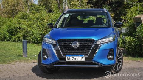 Nissan Kicks 2021 a prueba