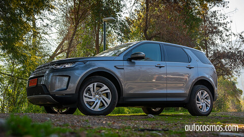 Land Rover Discovery Sport P200 S - Test Drive
