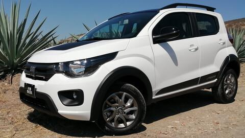 FIAT Mobi 2021 primer contacto en Oaxaca