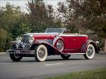 Duesenberg Model J Disappearing Top Torpedo 1929