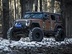Jeep Wrangler Hunting Unlimited por Vilner