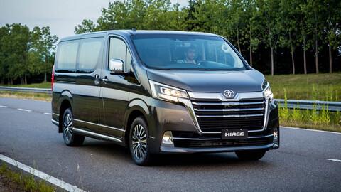 Toyota Hiace Wagon