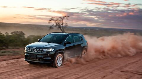 Jeep Compass 2022 en Brasil