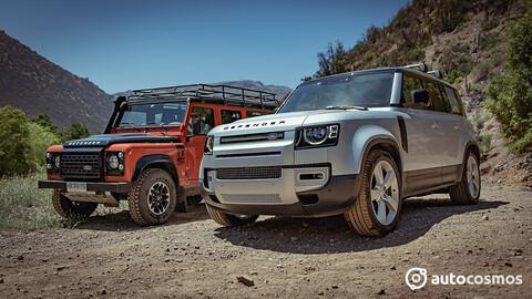 Land Rover Defender - Toma de Contacto