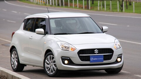 Suzuki Swift Híbrido