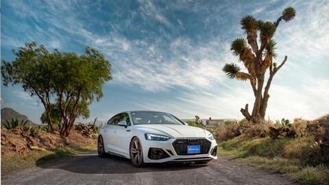 Audi RS 5 Sportback 2021 a prueba