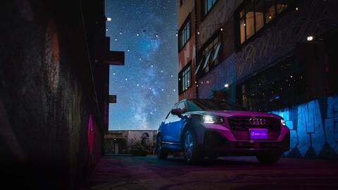 Audi Q2 2021 a prueba