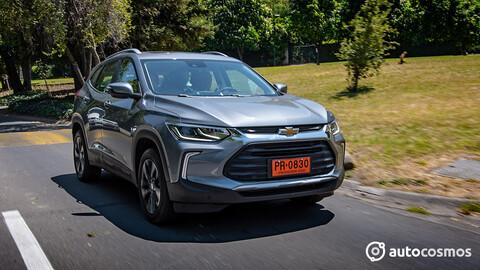 Test Drive Chevrolet Tracker 2021