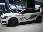 Top 10: Mercedes-Benz GLA 45 AMG Concept