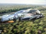 A7 Fighter Jet