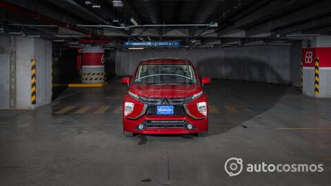 Mitsubishi Xpander 2022 a prueba
