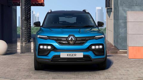 Renault Kiger se lanza en India