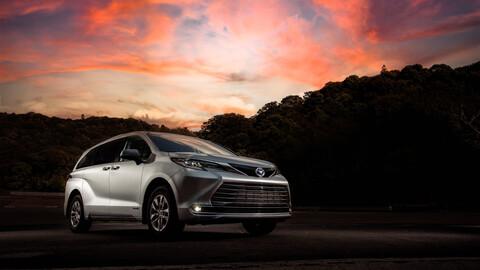 Toyota Sienna 2021 en México