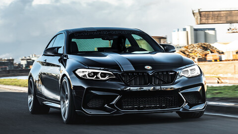 BMW M2 Competition by Manhart