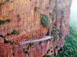 Top 10: ruta/túnel Guoliang  (China)