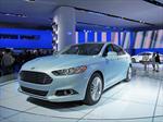 Ford Mondeo / Fusion Hybrid en el Salón de Detroit