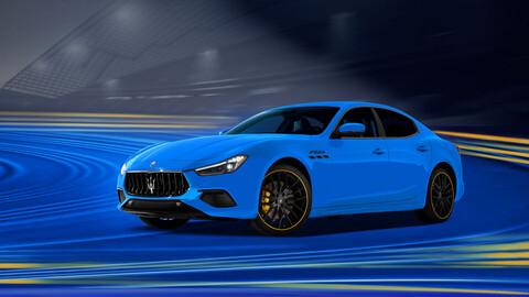 Maserati Ghibli y Levante F Tributo