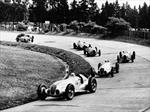 Nürburgring, las primeras carreras