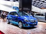 Mercedes-Benz Concept Clase B Electric Drive