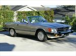 Mercedes-Benz 560SL 1986