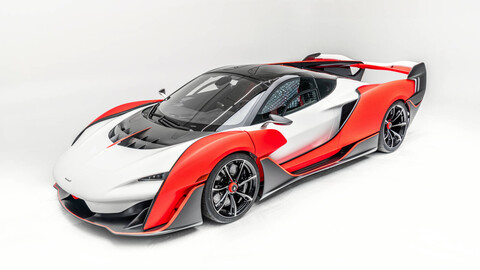 McLaren Sabre 2021