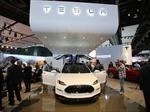 Tesla Model X, otra vez en Detroit