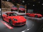 Porsche 718 Boxster GTS y 718 Cayman GTS