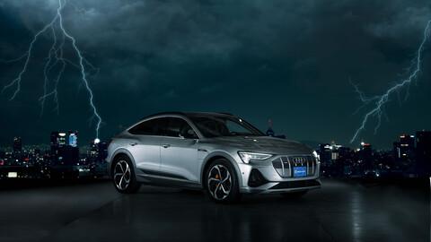 Audi E-Tron 2022 a prueba