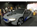 BMW i8 Concept construido con piezas de LEGO